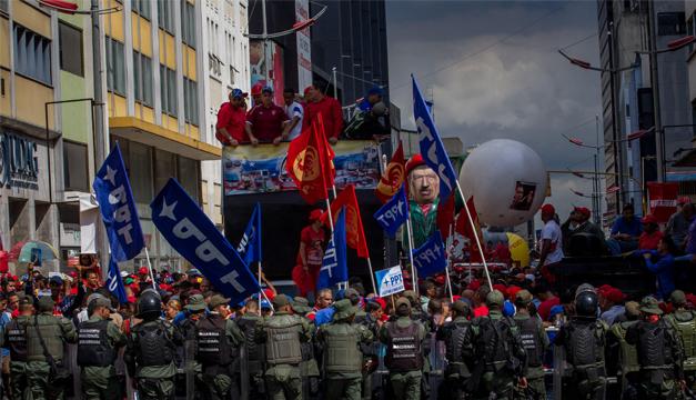 Maduro denunciará al Parlamento venezolano por intentar golpe de Estado