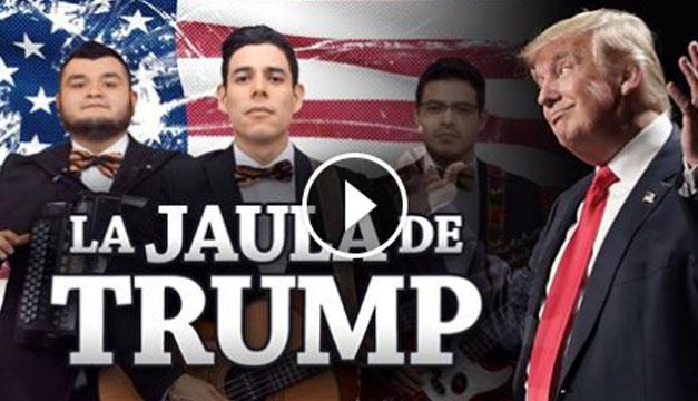 Los Tres Tristes Tigres le dedican una canción a Trump