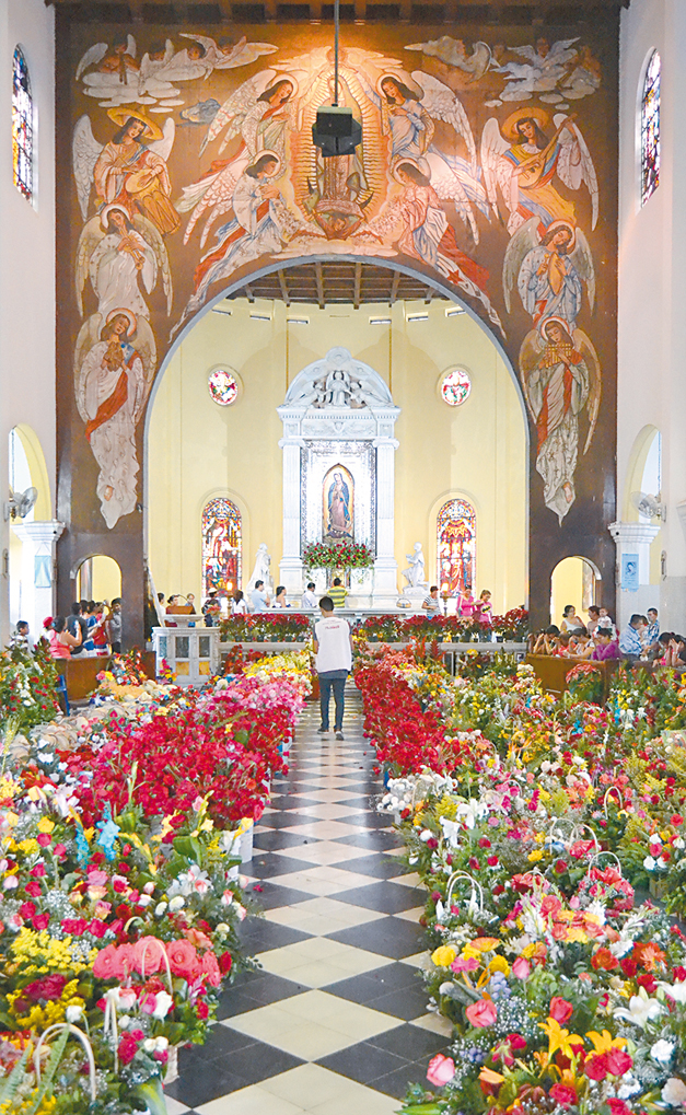 basilica-de-guadalupe-interior
