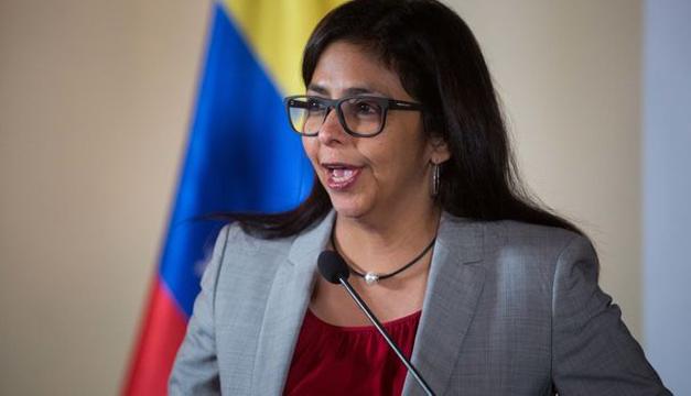 canciller-venezolana