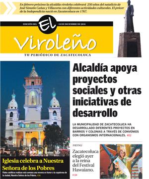 El Viroleño 2016