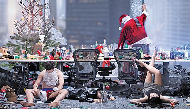 fiesta-navidena-en-la-oficina