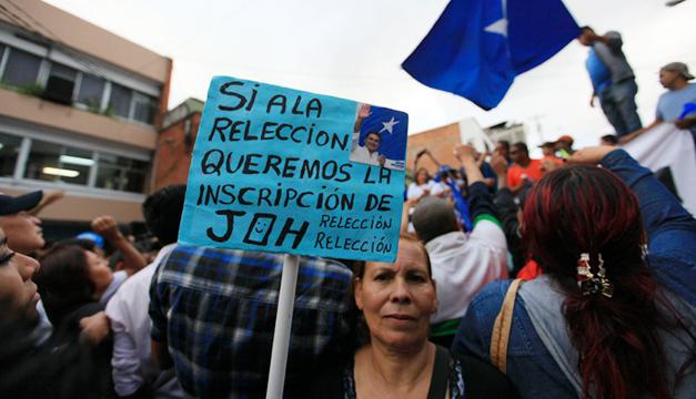 protesta-en-honduras
