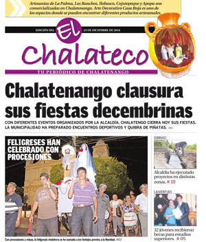 El Chalateco 23/12/16