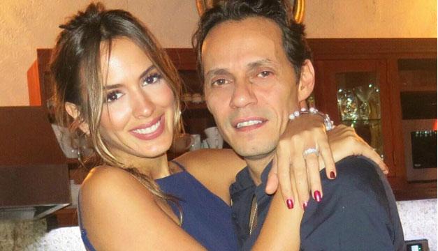 Esposa de Marc Anthony se 'venga' con sexy fotografía   FOTOS — Instagram