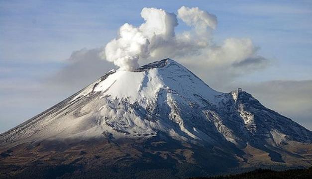 volcan-popocatepelt