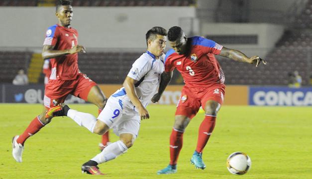 El Salvador Cayo Ante Panama Con Marcador De 1 0 En El Partido Correspondiente A La Cuarta Fecha De La Copa Uncaf 2017 Los Canaleros Vencieron Con