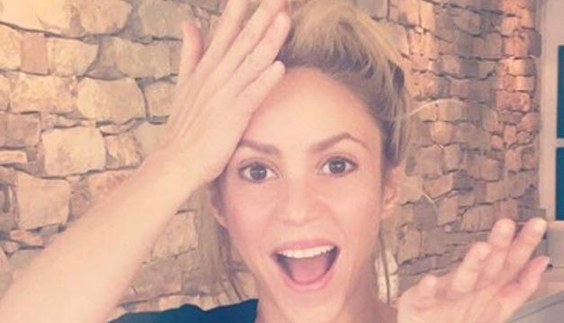 Así celebró Shakira el triunfo del Barcelona en la Liga de Campeones