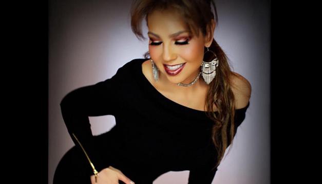 Thalía vuelve a ser una quinceañera