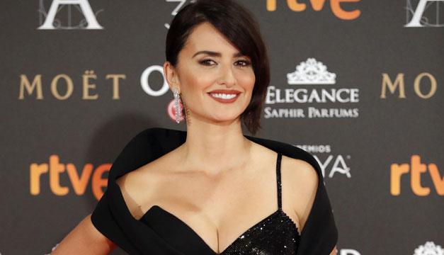 Penélope Cruz recibirá una distinción en los César del cine francés