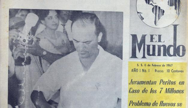 Asamblea se pronuncia por Diario El Mundo