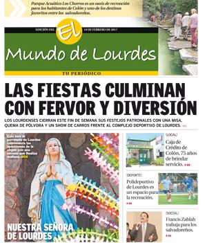 Suplemento Lourdes