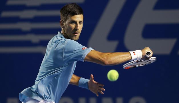 Manos a la obra para Djokovic y Agassi
