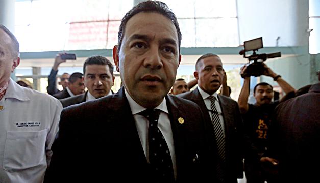 Presidente de Guatemala, al banquillo por incendio en albergue