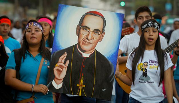 Resultado de imagen para canonizacion de monseñor romero