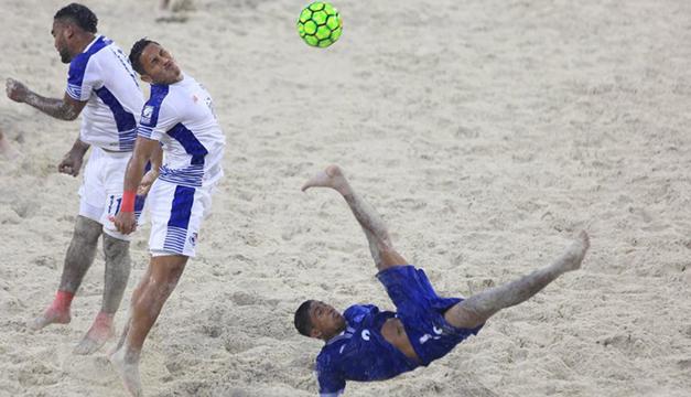 Frank Velásquez seguirá siendo ausencia en la selección de playa
