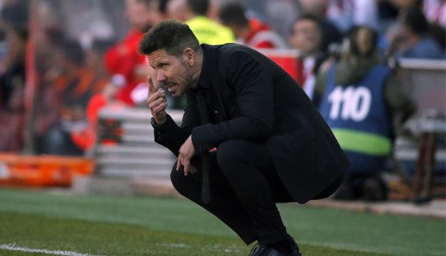 Diego Simeone reveló que rechazó una millonaria oferta para dirigir al PSG
