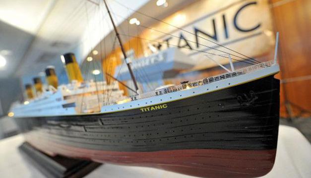 Comenzarán excursiones al Titanic en 2018