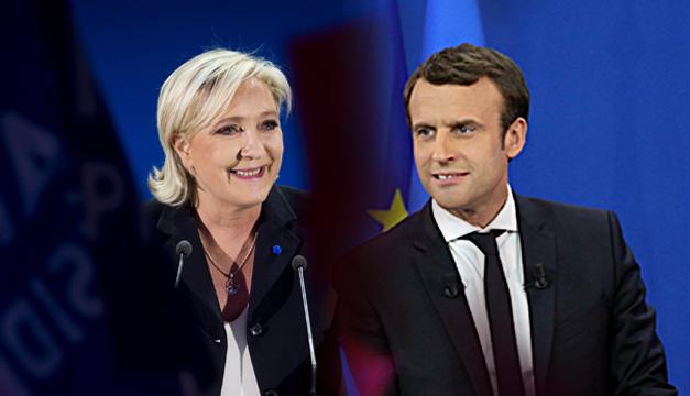 Candidatos presidenciales de Francia develaron sus eslogan para la campaña