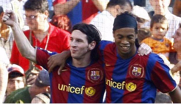 Barcelona: Messi rompe record de Di Stefano de Real Madrid