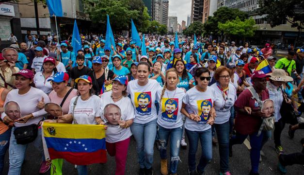 Al menos tres muertos dejaron las protestas en Venezuela