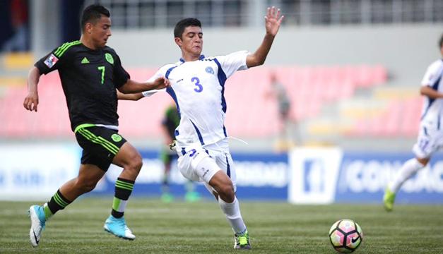 México sufre dolorosa derrota ante Estados Unidos en el premundial Sub-17
