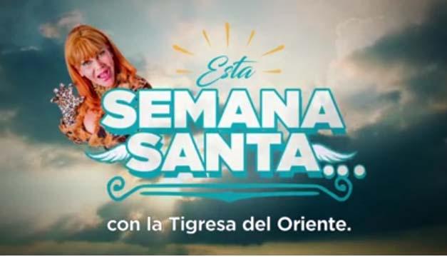 Facebook: Tigresa del Oriente protagoniza spot de Netflix