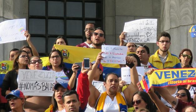 Venezuela rechaza ante la ONU acusaciones de Colombia