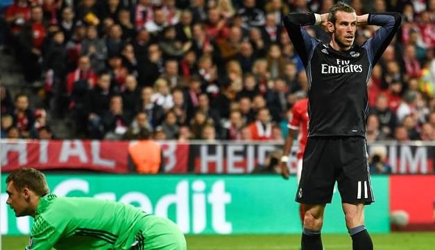 Bale, descartado ante el Bayern Múnich y duda para el Clásico
