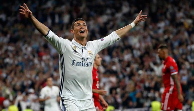 Con ayuda, el Real Madrid superó al Bayern Munich