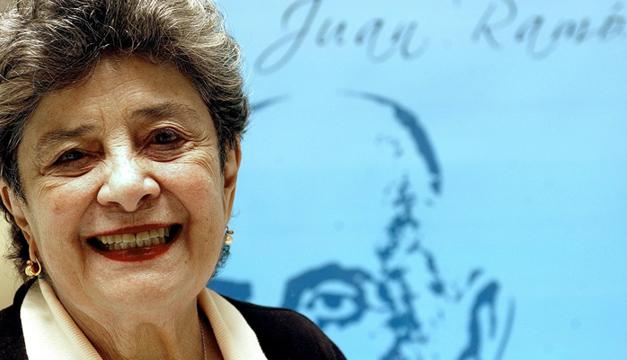 Gana nicaragüense Claribel Alegría Premio Reina Sofía de Poesía
