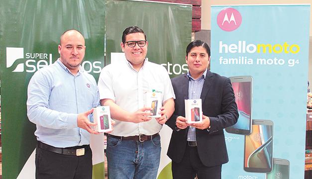 Motorola presenta el Moto C y su versión Plus