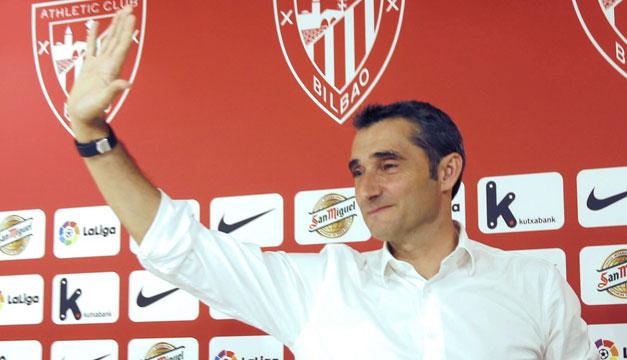 Ernesto Valverde es el nuevo entrenador del Barcelona — OFICIAL