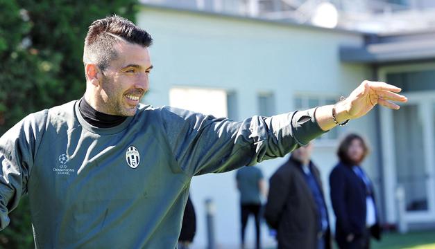 Juventus clasifica a la final de la Champions League