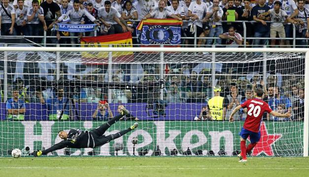 UEFA anuncia nuevo formato en penales