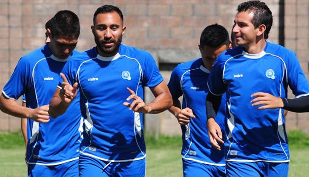 Arturo Álvarez quiere volver a la selección