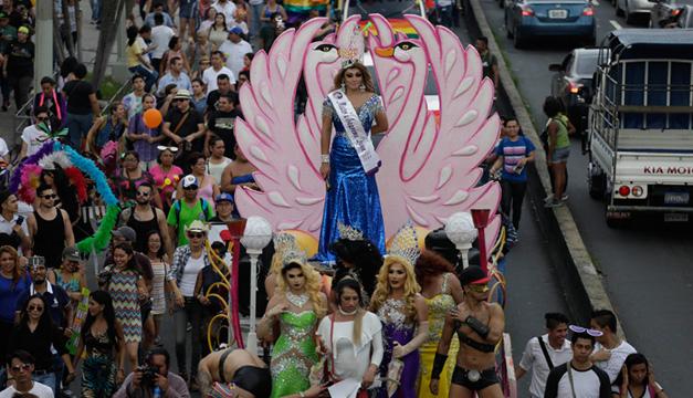 Fiesta por la igualdad — Orgullo Gay