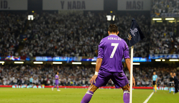 Cristiano Ronaldo será la nueva portada de FIFA 18