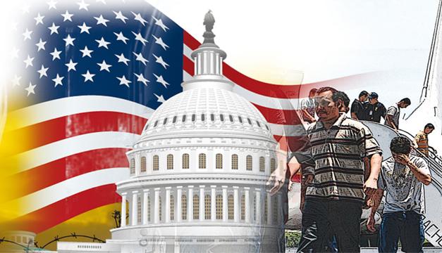 John Kelly pide a los migrantes ya no viajar a Estados Unidos