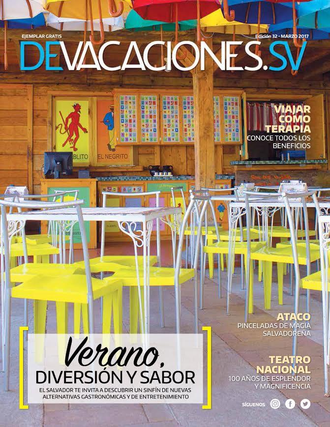 Revista Devacaciones Edición 32