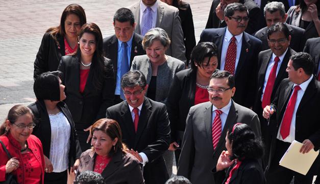 Denuncian complot de congresistas de EE.UU. contra FMLN