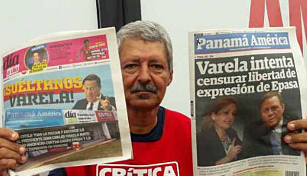 Grupo Editorial Panameño Denuncia Intenciones De Varela De Cerrar
