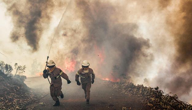 Portugal sigue luchando contra el incendio el más mortífero de su historia