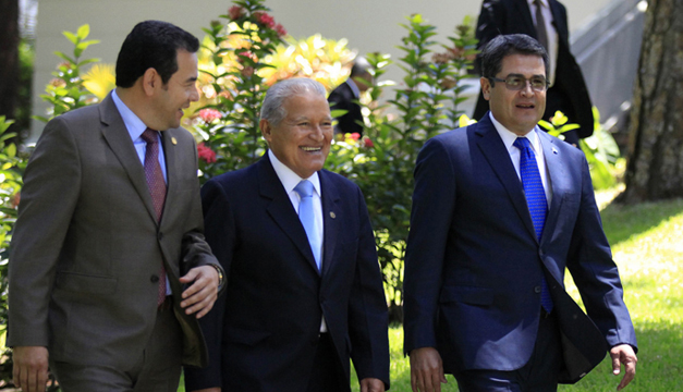 México estará en conferencia sobre prosperidad y seguridad en Centroamérica
