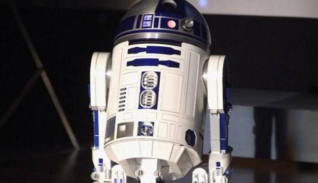 R2-D2 usado en Star Wars se vende en subasta
