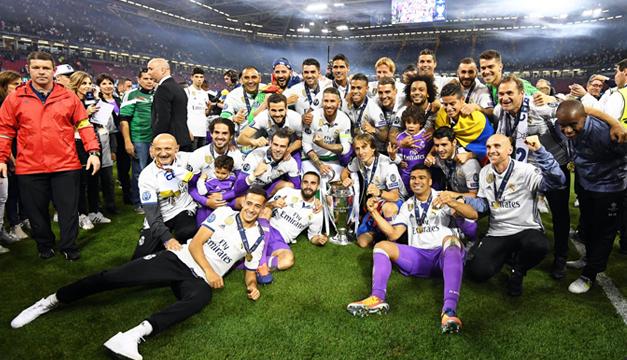 Cristiano Ronaldo elegido mejor jugador de la final