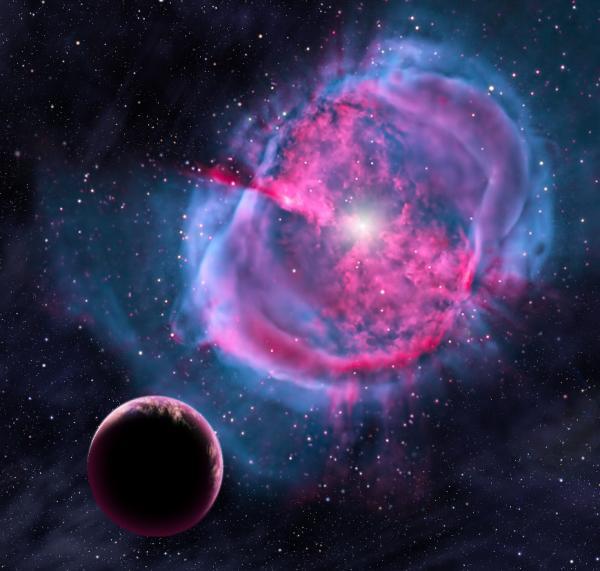 Descubren 10 planetas capaces de albergar vida