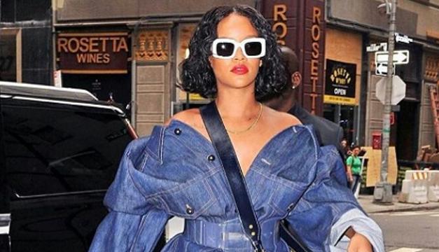 Rihanna se burla de críticas por su peso