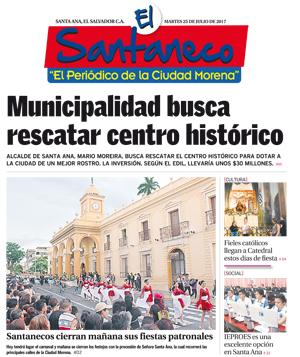 El Santaneco 250717