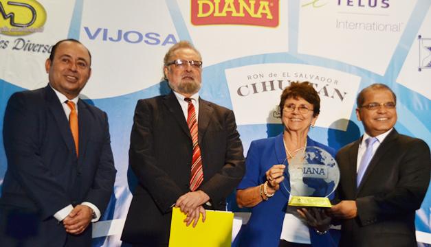 Galardonan a Productos Diana por su desempeño exportador